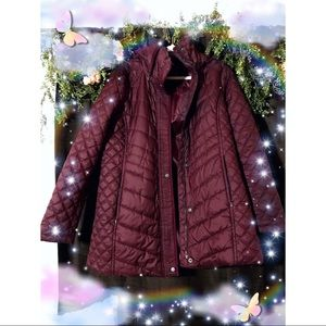 MARC NEW YORK Andrew Marc WINE winter coat/ jacket